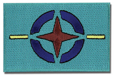 """K HOMRA PATCH Patch 2.75/"""" x 2/"""" Licensed GE Animation Anime Patch 44602"""
