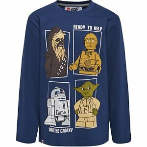 Lego-Star-Wars-Shirt-Gr-104-110-116-oder-122-Neu-2017-2018-Winter-50