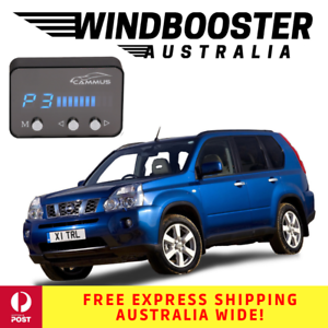 Windbooster-7-Mode-Throttle-Controller-to-suit-Nissan-X-Trail-2001-2007