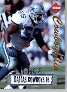 1996 Collectors Edge Cowboybilia SN 3970/10000  #Q-13 Robert Jones - Cowboys