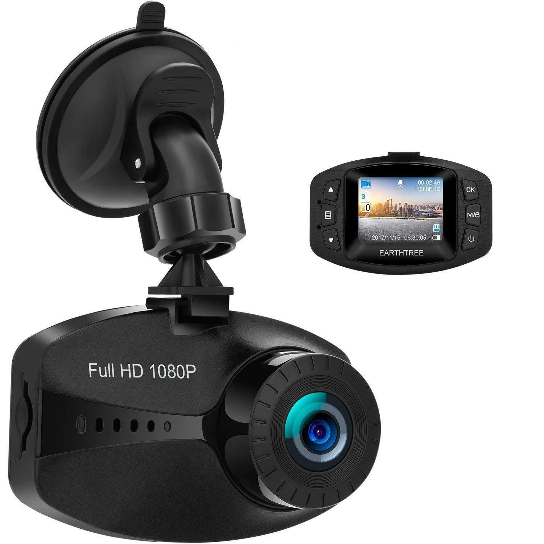 s-l1600 Dash Cam DC30 - HD 1080P Car Dashboard Camera with Sony Sensor, Loop Recording