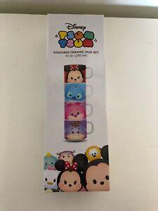 New-Disney-Tsum-Tsum-Cute-Classic-Movie-Characters-11-oz-Coffee-Tea-Mug