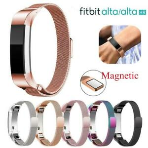 Fitbit-Alta-Alta-HR-Fitness-Tracker-Stainless-Steel-Strap-Wrist-band-Bracelet