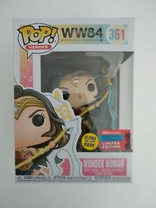 Funko Pop! Wonder Woman #361 - DC Heroes - 2020 Fall Convention