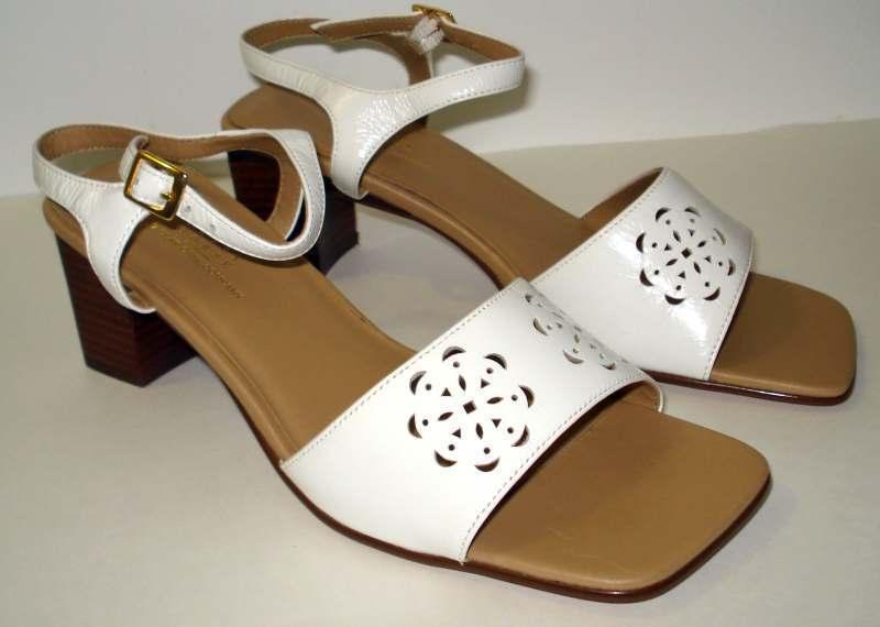 NWOB Crazy Horse LIZ CLAIBORNE Women's Size Leather Slingback Heel Shoe Size Women's 6M b91f1a