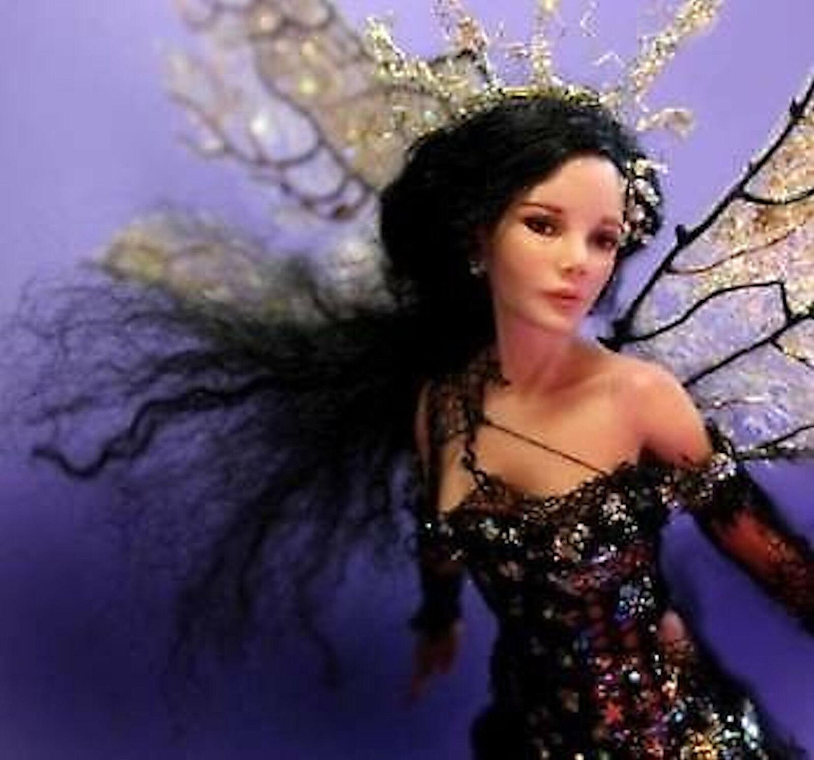 Form Elfe Elfe Elfe Frau Puppe Figur Abformung ooak f. Modelliermasse zB Fimo Einzelstück 0c14a9