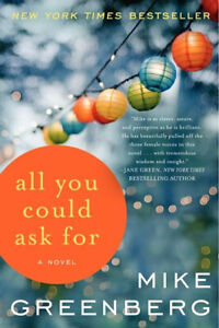 All You Could Ask for -Mike Greenberg Fiction Book Aus Stock