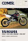 Clymer Yamaha Yz250 1994-1998 and Wr250z 1994-1997