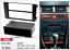 20011 1-din radio diafragma para audi a6 Allroad 2000-2006 con archivador 4b 1997-2005