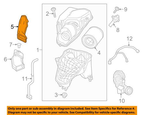 Chevrolet GM OEM 16-18 Cruze Air Cleaner Intake-Intake Duct Tube Hose 13367310
