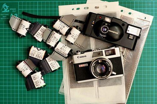 10 x Fuji Eterna 500T Vivid 35mm 135 película cine película todavía Color Stock