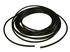 5mm BLACK flexible PVC Sleeve / Sleeving /Tubing - 10 metres
