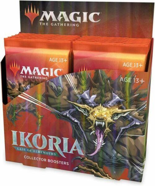 - 1/carte de monstre de la s/érie Godzilla garantie Booster collector Magic: The Gathering Ikoria/: la terre des b/éh/émoths 15/cartes Premium Version fran/çaise