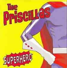 Dirty Water Records New Garage Punk The Priscillas Superhero Y.O.Y