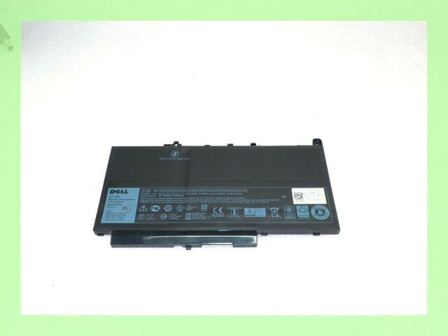 NEW Dell OEM Latitude E7470 / E7270 3-cell 37Wh Laptop Battery - PDNM2