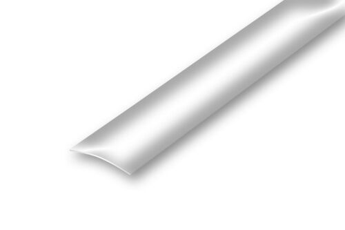 20 mm Edelstahl Übergangsprofil blank poliert gebohrt ungebohrt 4,19EUR//m