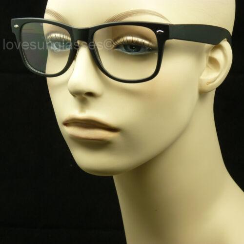 4 PAIR LOT READING GLASSES CLEAR LENS WAYFARER NEW SPRING HINGE STRENGTH PACK