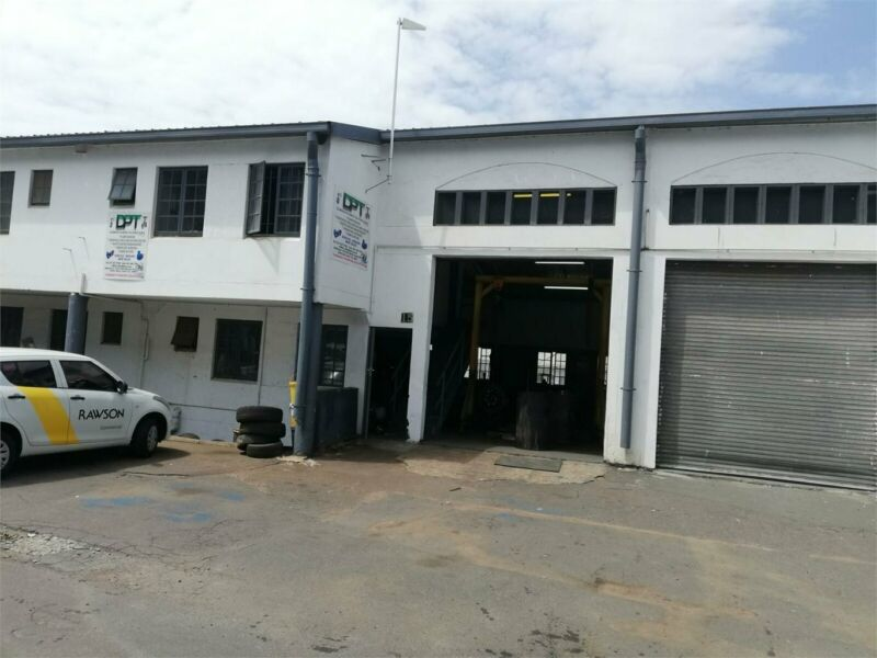 Factory Space For Sale : Red Hill - 159 sqm