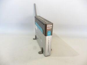 D-LINK-DSL-G604T-ROUTEUR-ADSL-WIFI-en-etat-de-marche-vendu-sans-transformateur