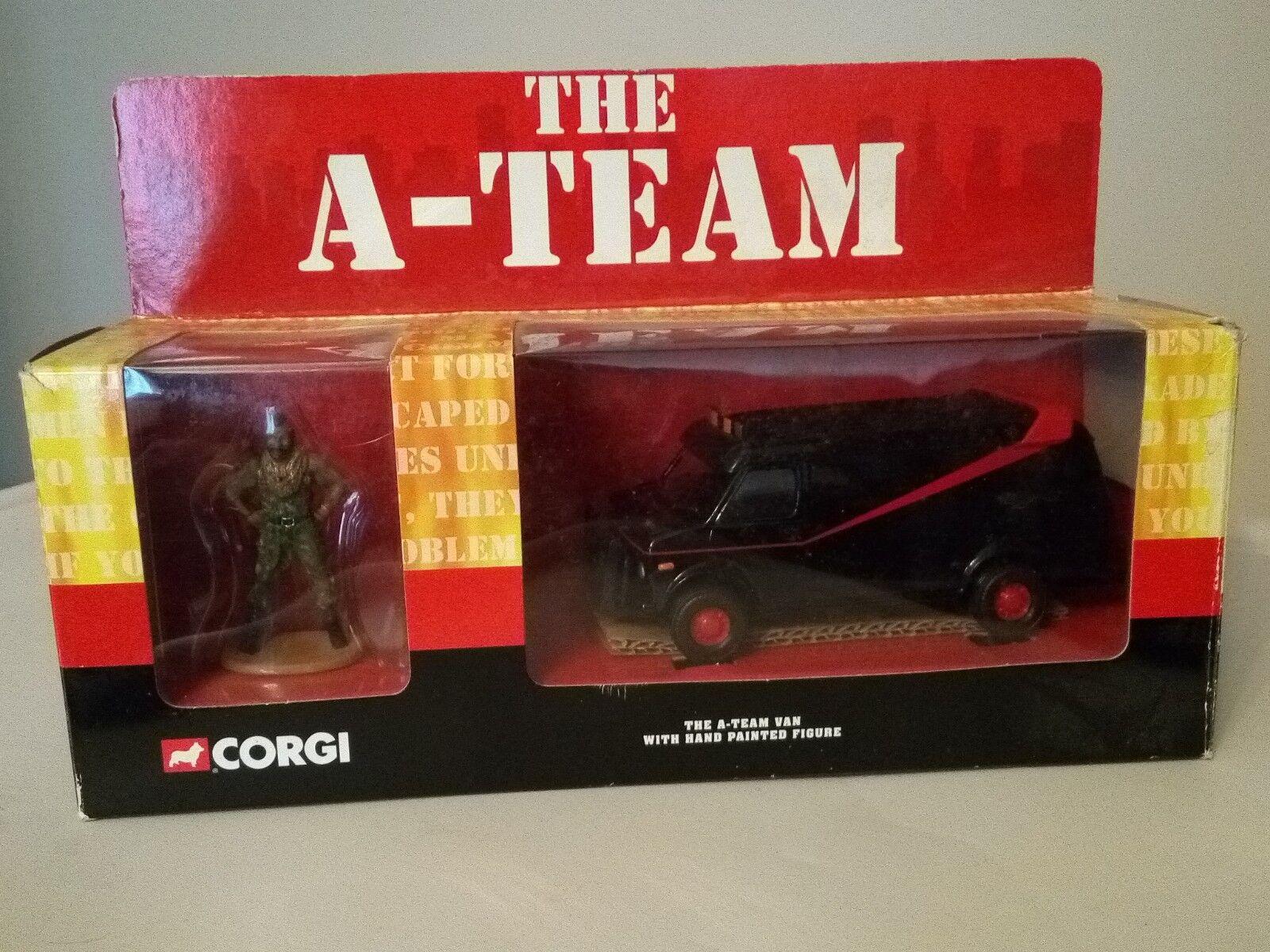 Vehicule miniature corgi l'agence tous risques