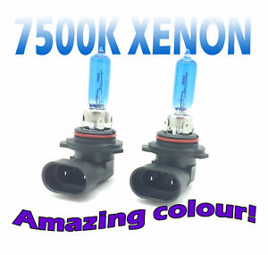 12V-55W-7500K-9012-HIR1-HIR2-Xenon-Headlight-Bulbs-For-Vauxhall-ZAFIRA-TOURER