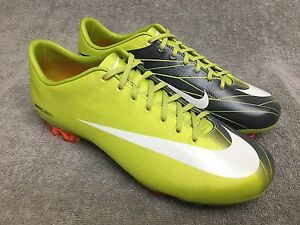 outlet store 8a501 5e5e5 Details about Nike Mercurial Vapor Superfly II sz 8 (ref: XII XI X VI V IV  III CR7 NJR IX VII)