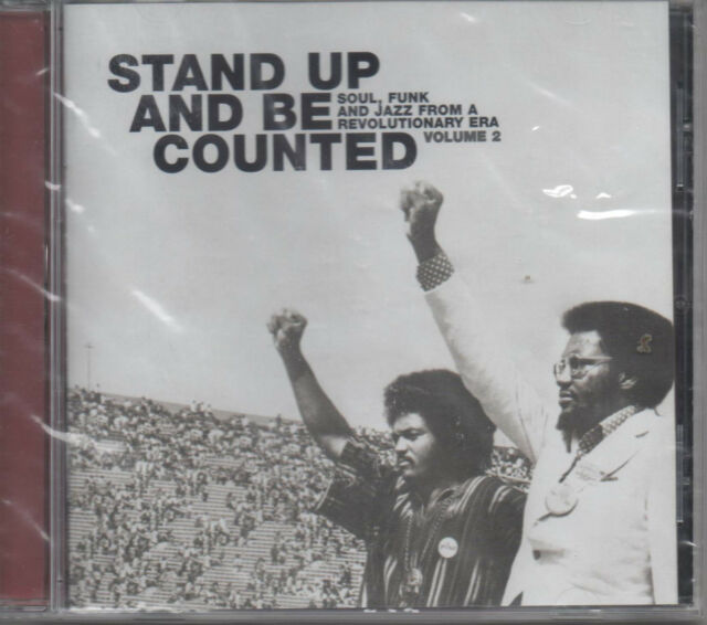 Stand Up And Be Counted Vol.2 NEU CD Jimmy Sabater Gary Byrd James Brown