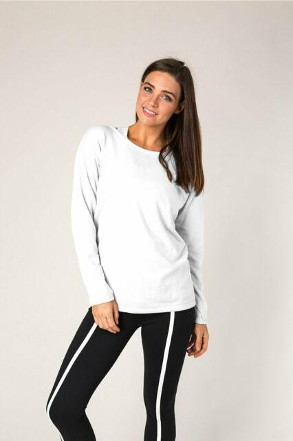 NEW Soybu Womens Unity Pullover Athleisure Terry Sweatshirt Sweater Yoga UPF 50