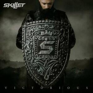 Skillet-Victorious-CD-Sent-Sameday