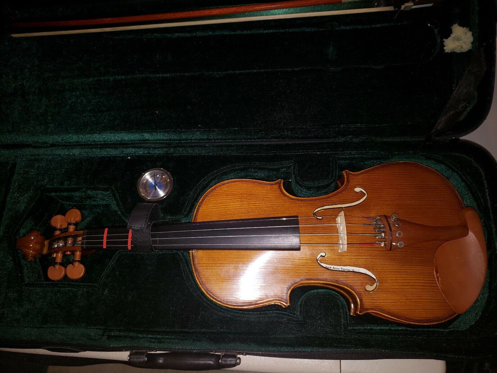 Cremona Violin SV-150 I 3 4 Größe violin with case