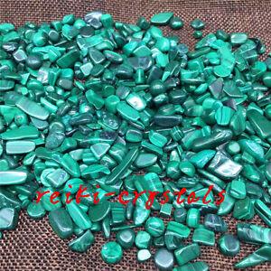 100g-Tumbled-A-Natural-Malachite-Stones-Gemstones-Reiki-Healing-Crystal