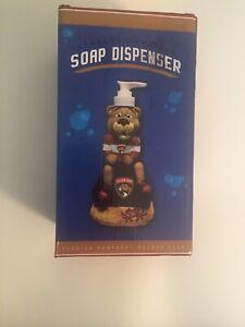 Florida Panthers NHL Stanley C Panther Soap Dispenser NIB SGA