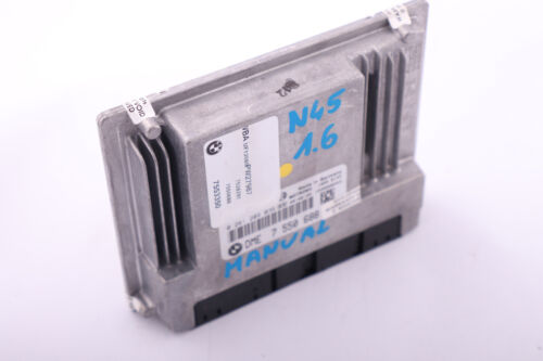 BMW 1 3 Series E87 E90 N45 116i Engine Control Unit DME 12147550688 7550688