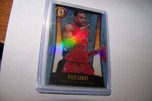 Rare-2013-14-Panini-Gold-Standard-Kyle-Lowry-Toronto-Raptors-Serial-07-10-NBA