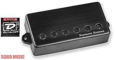 STRINGS Seymour Duncan Jeff Loomis Blackouts 7 String Soapbar Bridge Active