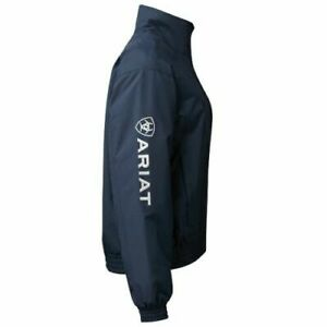 P-Ariat-Ladies-Stable-Team-Jacket-Navy-Waterproof