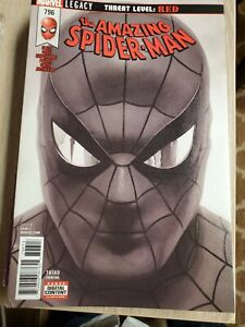 Amazing-Spider-Man-796-FN-2018-Marvel-Comic-Third-Printing-Variant