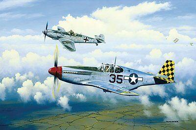 "/""A Pistol Whipping/"" 11/"" x 16.5/"" Stan Stokes Aviation Art Print"