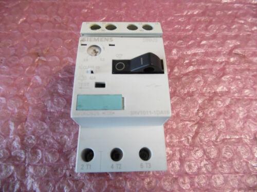 Siemens  3RV1011-1DA15,Leistungsschalter Motorschutzschalter 2,2-3,2A gebraucht