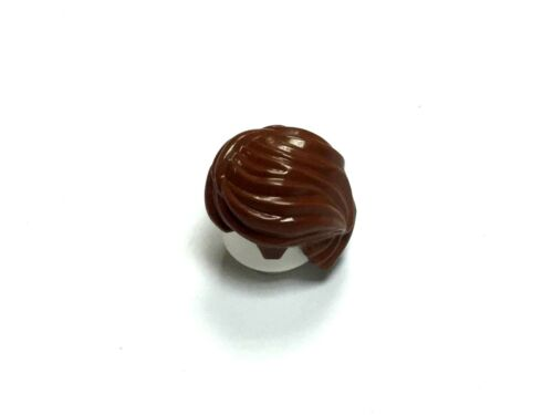 Hair Swept Back Tousled LEGO 43753 Minifig Hair Only