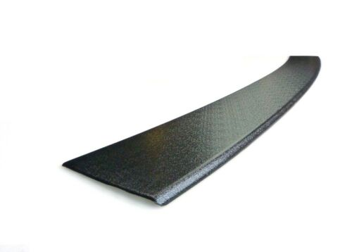 Protección parachoques de carga arista negro para citroen jumpy Peugeot Expert 3//iii 2016