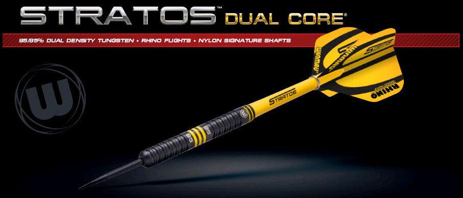 WINMAU Steel Darts Dart Dartpfeile Pfeile Dart 1055 Stratos Dual Core 24 gr 1055 Dart NEU 8317e7