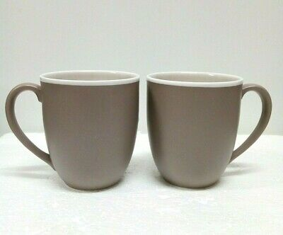 Colorwave Noritake Stoneware Coffee Mug Cup Raspberry Red replacement EUC