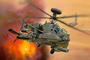 Revell 64046 Model Set - AH-64D Longbow Apache (1:144 Scale)