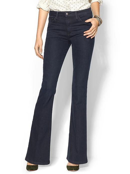 NWT JOE'S WOMEN Sz26 THE CLASSIC HIGH RISE FLARE SKINNY-STRETCH JEANS GALENIA