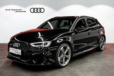 Annonce: Audi RS3 2,5 TFSi SB quattro S-... - Pris 0 kr.