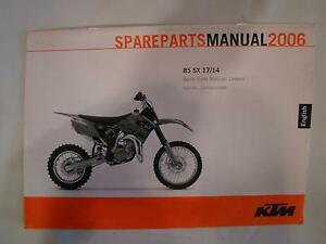 ktm 85 sx 17 14 spare parts manual chassis 3cf6001f8en ebay rh ebay com 2017 KTM 85 2017 KTM 85
