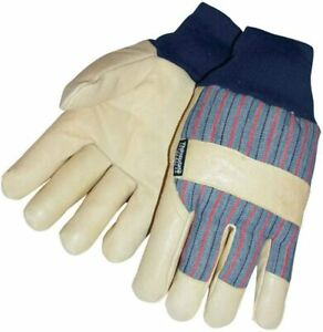 Tillman-1567-Mens-Top-Grain-Pigskin-Thinsulate-Lined-Winter-Gloves-Large