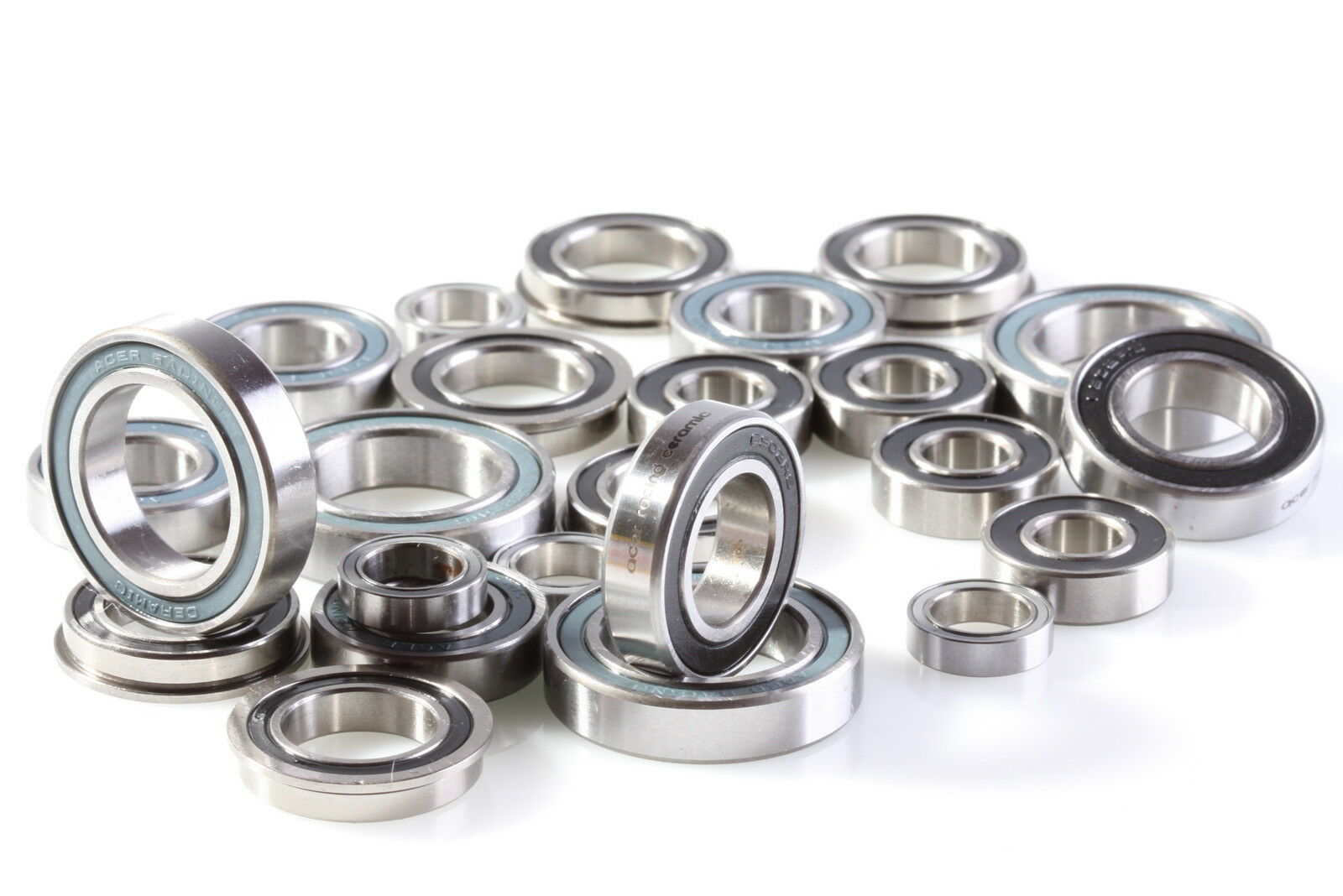 Team Losi 5IVE T 5T Ceramic Ball Bearing Kit by World Champions ACER Racing