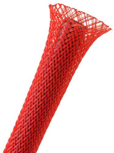 """1 m-Techflex PTN1.25RD 1 1//4/"""" Flexo Pet gaine rouge"""